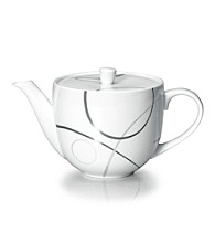 Mikasa® Geometric Circles Tea Server