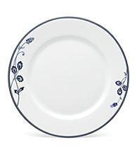 Mikasa® Indigo Bloom Dinner Plate