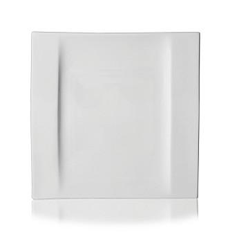"""Mikasa® Modern White 10 3/4"""" Dinner Plate"""