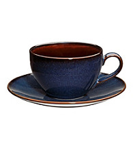 Mikasa® Sedona Blue Teacup and Saucer
