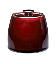 Mikasa® Sedona Brown Covered Sugar Bowl