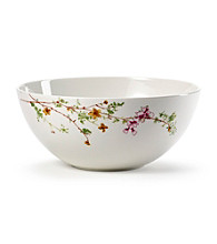 Mikasa® Sketch Floral Vegetable Bowl