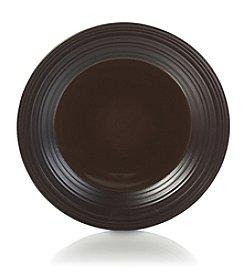 Mikasa® Swirl Dinner Plate - Chocolate