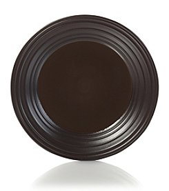 Mikasa® Swirl Salad Plate - Chocolate