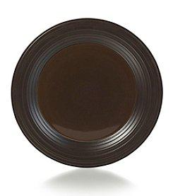 Mikasa® Swirl Platter - Chocolate
