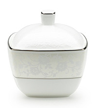 Mikasa® Venetian Lace Covered Sugar Dish