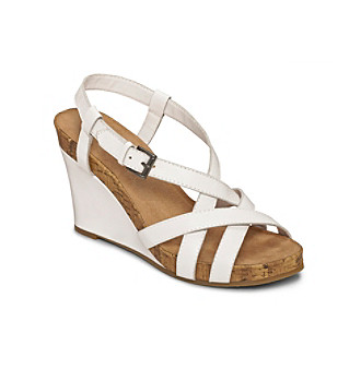 "Aerosoles® ""At First Plush"" Wedge Sandal"