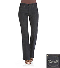 Nine West Vintage America Collection® Boho Classic Bootcut Jean - Rinse Wash
