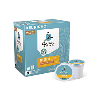 Keurig Caribou Coffee® Daybreak Morning Blend 18-pk. K-Cup® Portion Pack