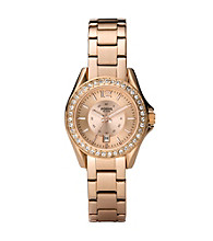 Fossil® Women's Mini Glitz Watch