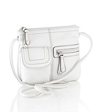 Tignanello® Multi-Pocket Organizer Crossbody - White