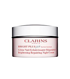 Clarins Bright Plus HP Brightening Repairing Night Cream