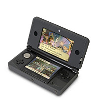 CTA Digital Silicone Skin for Nintendo 3DS - Black