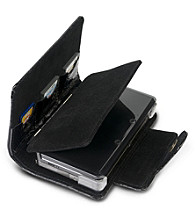 CTA Digital Croco Cradle Case and Cartridge Holder for Nintendo 3DS