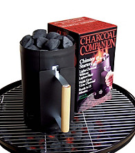 Charcoal Companion® Black Chimney Starter