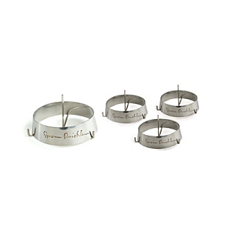 Steven Raichlen Best of Barbecue™ Stainless Steel Ring with Spike