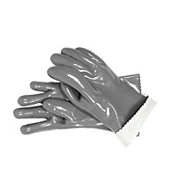 Steven Raichlen Best of Barbecue™ Gray Pair of Insulated Food Gloves