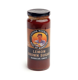 Steven Raichlen Best of Barbecue™ 16 oz Barbecue Sauce - Lemon Brown Sugar