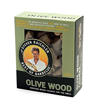 Steven Raichlen Best of Barbecue™ Olive Wood Chunks - 143 cu.in.