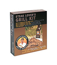 Steven Raichlen Best of Barbecue™ Steak Lover's Grill Kit