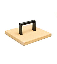 Steven Raichlen Best of Barbecue™ Stone Grill Press - 9x9