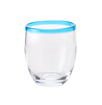 Artland® Glassware Peacock Double Old Fashioned