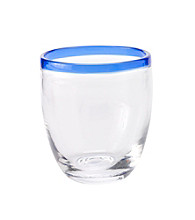 Artland® Glassware Cobalt Double Old Fashioned