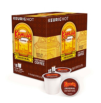 Timothy's World Coffee® Kahlúa® Original Coffee 18-pk. K-Cup® Portion Pack
