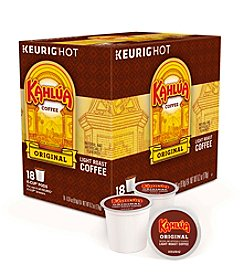 Keurig Timothy's World Coffee® Kahlúa® Original Coffee 18-pk. K-Cup® Portion Pack