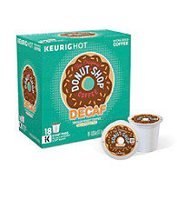 Coffee People® The Original Donut Shop Coffee Decaf Extra Bold 18-pk. K-Cup® Portion Pack