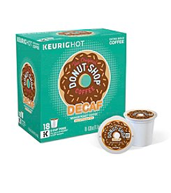 Keurig The Original Donut Shop® Decaf Extra Bold 18-pk. K-Cup® Portion Pack