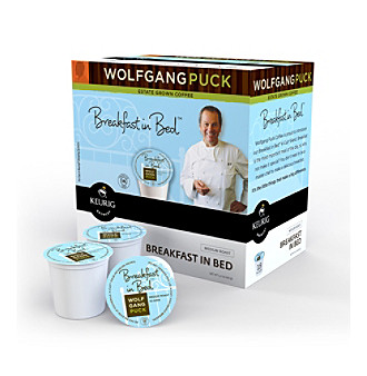 Keurig Wolfgang Puck™ Breakfast in Bed 18-pk. K-Cup® Portion Pack