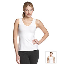 Jockey® Staycool Crewneck/V-Neck Reversible Tank Top
