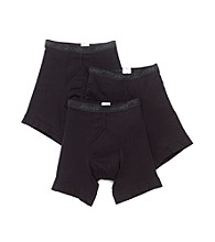 Jockey® Men's Staycool 3-Pack Athletic Midway Brief