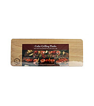 Nature's Cuisine Set of 4 Cedar 14x5.5