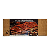 Nature's Cuisine Set of 2 Cedar and Alder 14x5.5