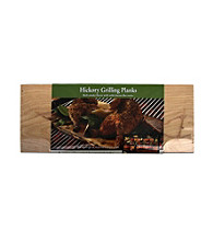 Nature's Cuisine Set of 2 Hickory 14x5.5