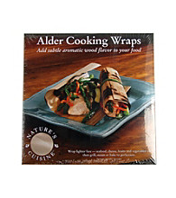 Nature's Cuisine Alder Cooking Wraps