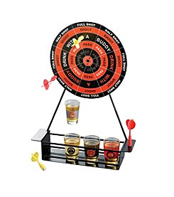 Crystal Clear® Bar Night Drinking Darts Game