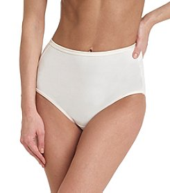 Vanity Fair® Body Shine Illumination® Brief - Sweet Cream