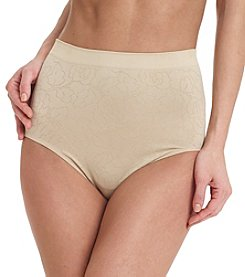 Vanity Fair® Perfectly Yours Seam-Free Jacquard Briefs
