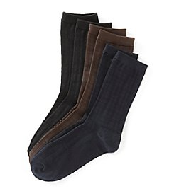 Relativity® Basic Grid Socks