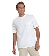 Tommy Bahama® Men's White Bali High Tide Tee Shirt