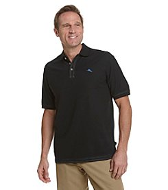 Tommy Bahama® Men's Black Emfielder Polo