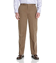 Dockers® Men's Classic Fit Flat Front Never Iron Khaki