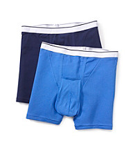 Jockey® Men's Pouch Boxer Briefs 2-Pack - Assorted