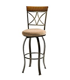 Powell® Hamilton Swivel Bar Stool