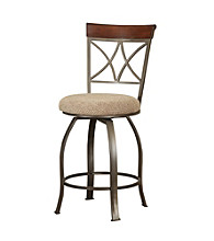 Powell® Hamilton Swivel Counter Stool