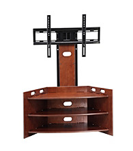 Powell® Open Corner Media Stand - Espresso
