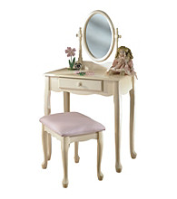 Powell® 3-pc. Vanity Set - Off-White